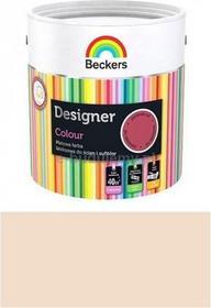 Beckers DESIGNER COLOUR Wodorozcieńczalna farba lateksowa APRICOT mat 5L
