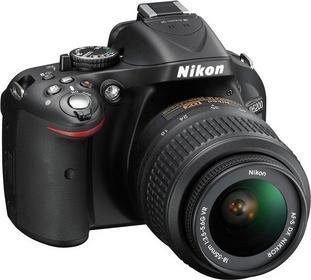 Nikon D5200 + 18-105 VR kit