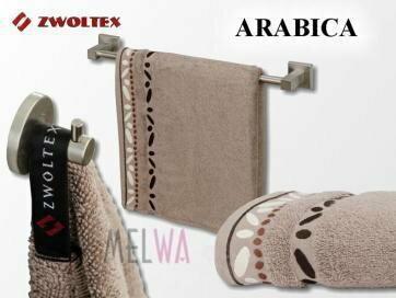 Zwoltex Ręcznik kąpielowy bawełniany ARABICA 70x140 ZAWOLTEX (ra bd)