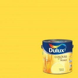 Dulux Kolory Świata Lateksowa Emulsja do ścian i sufitów Egzotyczne Curry 5L