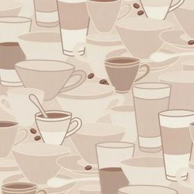 P+S International Tapeta ścienna do kuchni PS INTERNATIONAL kawa HOME SWEET HOME