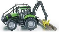 Siku Traktor do Prac Leśnych 3657
