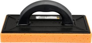 VOREL Paca plastikowa z gąbką nacinaną 270x130mm 06532