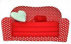 Gepetto Maxi sofa czerwona