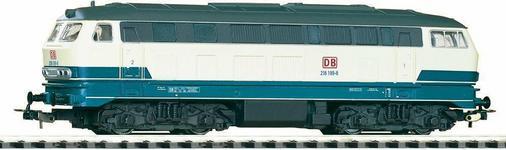 Piko H0 Lokomotywa w skali H0 57517 BR 218 z DB AG analogowa DC