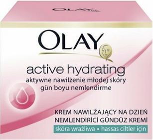 Olay Active hydrating: Krem aktywnie nawilżający na dzień 50ml
