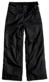 Quiksilver Snow Shop Spodnie # STATE YOUTH 10K PNT # 2014 CZARNY