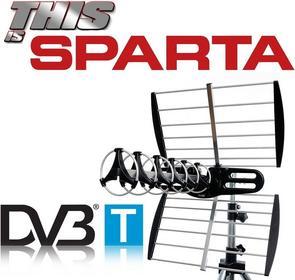Opticum GLOBO - Sparta 16,5 dB!! (nast. Ax1000)
