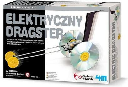 4M Elektryczny Dragster 3905