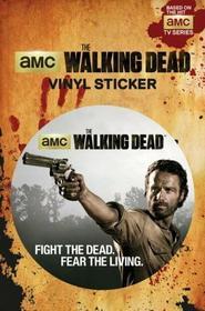 The Walking Dead - Rick Grimes - naklejka
