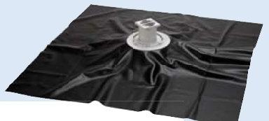 Sas Kompaktowy odpływ łazienkowy Turbosol