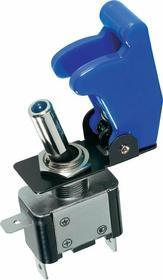 Przełącznik samochodowy 3006061 12 V niebieski