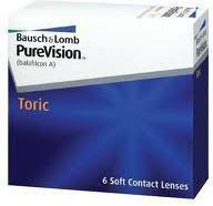 Bausch&Lomb Pure Vision Toric 6 szt.