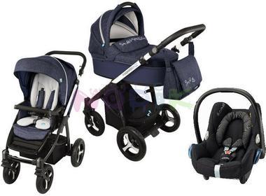 Baby Design Lupo Husky 3w1 Granatowy