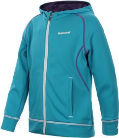 bluza tenisowa dziewczęca BABOLAT SWEAT MATCH PERFORMANCE / 42S1446-111 TUBJ-231