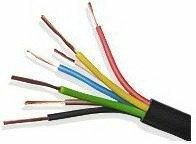 Elektrokabel Przewód YLYs 7x1,5
