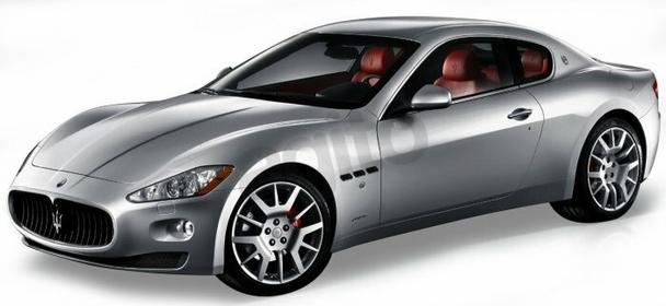 Silverlit Maserati Gran Turismo S 82434