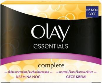 Olay Complete Care Essentials, krem na noc cera sucha, normalna i mieszana 50ml