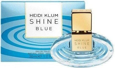 Heidi Klum Shine Blue Woda toaletowa 50ml