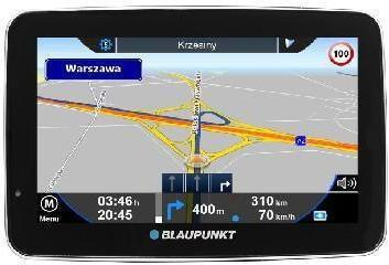 Blaupunkt TravelPilot 40 Europa, Rosja