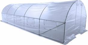 Home&Garden Tunel foliowy, ogrodowy 300 x 800 cm (24 m2) biały