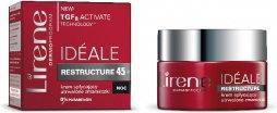 Dr Irena Eris Lirene Ideale Restructure 45+ Krem na noc 50ml