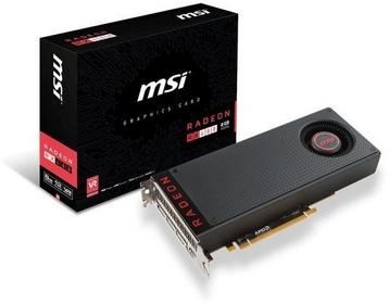 MSI Radeon RX 480 8GB VR Ready