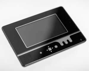 Zamel Zestaw wideodomofonowy z 7 wyświetlaczem LCD wandaloodporny VP-707P