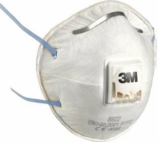 3M Maska ochronna FFP2 8822 (10 szt.)