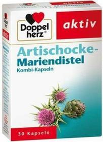 Queisser Pharma Doppelherz karczoch + oset na wątrobę 30 szt.