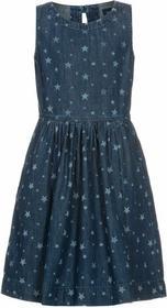 GAP Sukienka jeansowa medium denim 536024