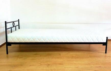 Łóżko metalowe Alicja 120x200
