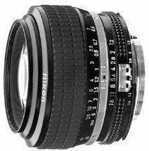 Nikon 50 f/1.2 AI