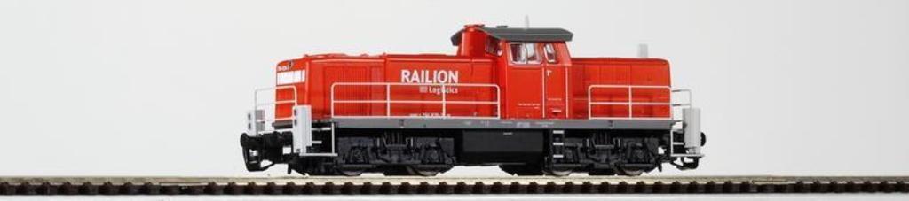 Piko BR 291 Railion Logistic 47261