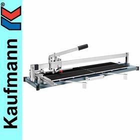Kaufmann maszyna do cięcia glazury TopLine STANDARD 1250mm ze wspornikiem STAL, dwie p
