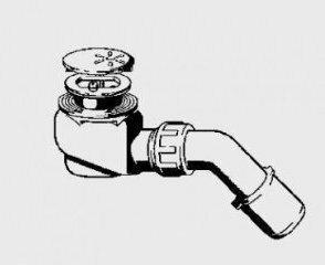 Viega Domoplex syfon brodzikowy fi 50 - 6928EX