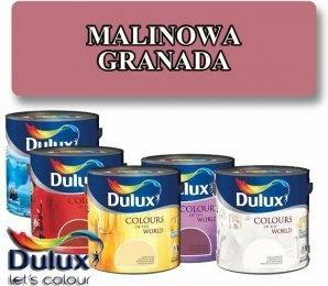 Dulux Kolory Świata MALINOWA GRANADA 5L HAN08958