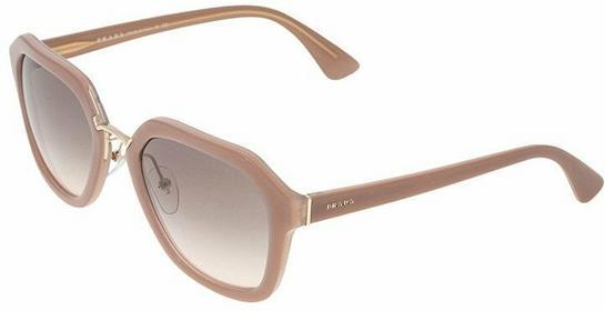 Prada Okulary przeciwsłoneczne light brązowy 0PR 25RS