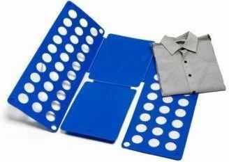 Składak do ubrań - niebieski