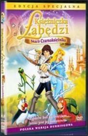 Księżniczka Łabędzi: Skarb czarnoksiężnika DVD