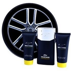 Mustang Performance woda toaletowa 100 ml + żel pod prysznic 100 ml + ba