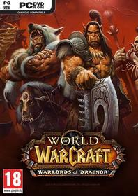 World of Warcraft: Warlords of Draenor PC