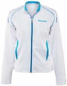 Babolat Bluza Dziewczęca Jacket Match Core Girl - white