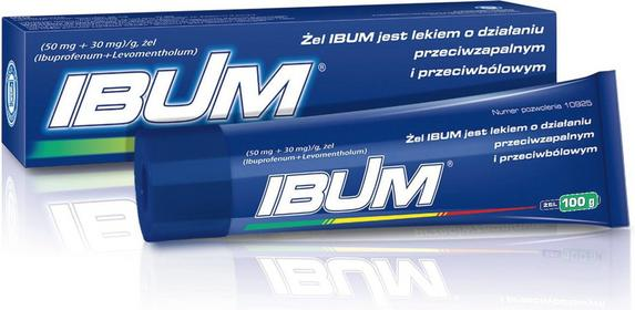 Hasco-Lek Ibum żel 100 g