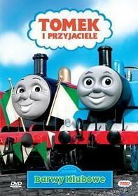 Cass Film Tomek i Przyjaciele: Barwy Klubowe DVD