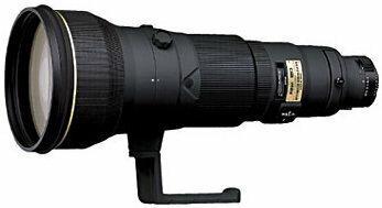 Nikon AF-S 600 f/4.0 D II IF-ED
