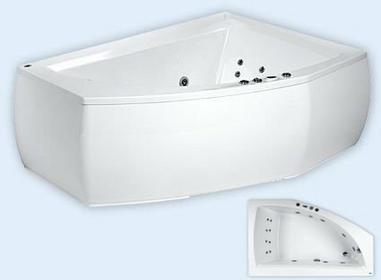 PoolSpa Aquamarina 175x120 (rożne wersje wyposażenia) Akrylowa