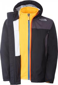 The North Face B Kikori Rain Triclimate Jacket TNF Black L