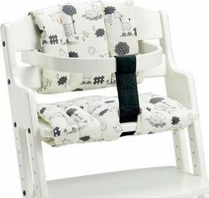 BabyDan Dan Chair białe