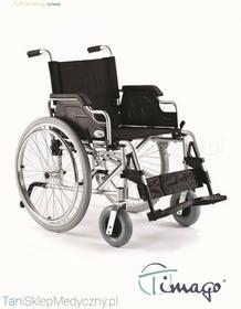 nieznany Wózek inwalidzki aluminiowy FS 908LQ / FS 908LJQ